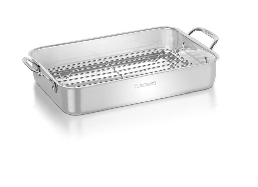 Cuisinart, best roasting pan for prime rib
