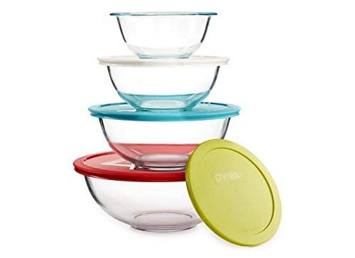 Best glass Mixing bowls for hand mixer
