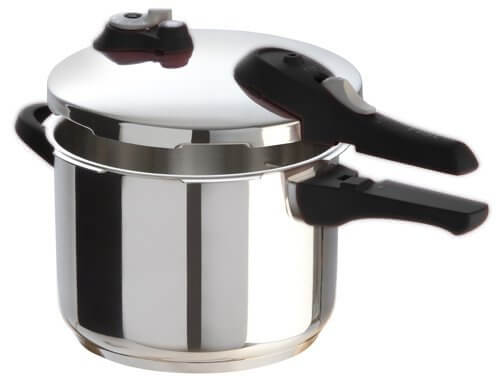 Best pressure Cooker For Induction hob. T-fal stainless steel pressure cooker