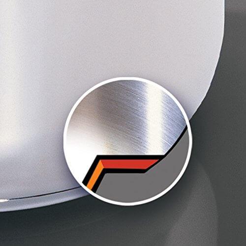 Presto 01370 8- quart special tri-clad design