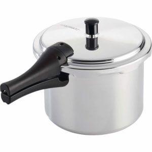 Garber 8-quart stovetop cookerBest pressure Cooker For Induction hob.