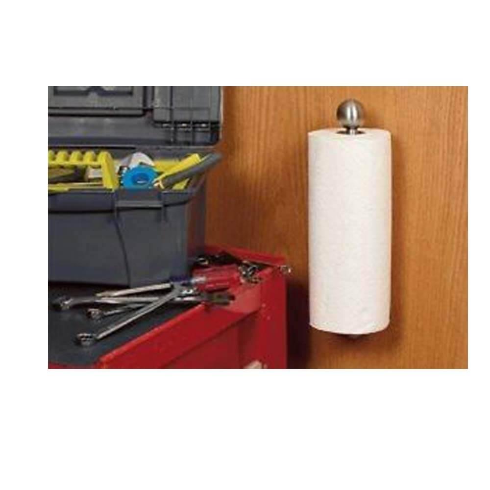 best paper towel holder under cabinet
