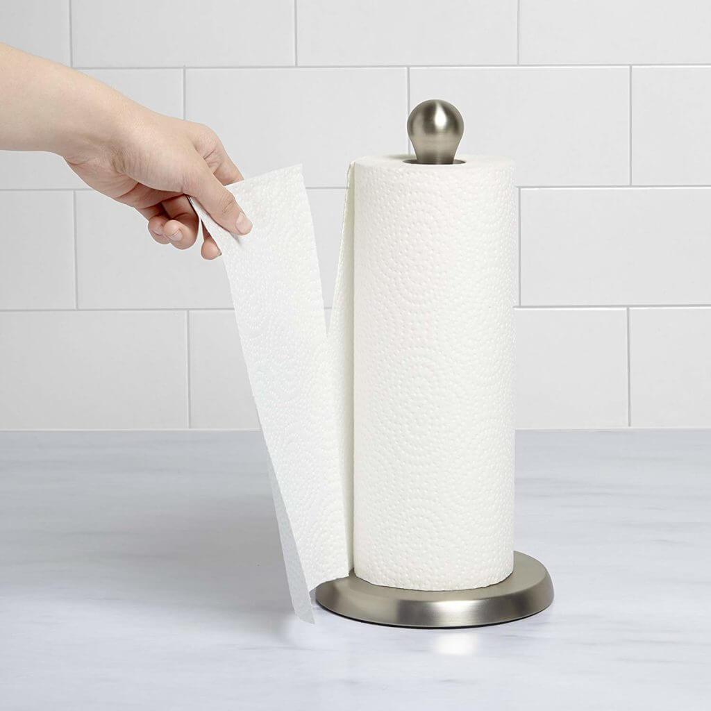 Best Paper Towel Holder For Jumbo Rolls