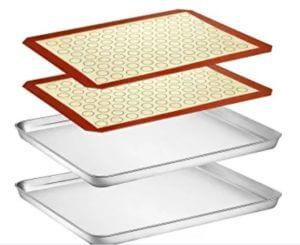 best baking sheet for macarons