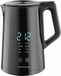 best electric kettle with variable temperature 2020