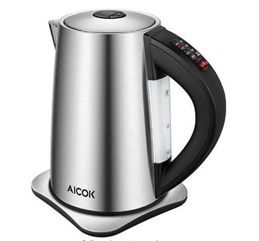 Smart electric Kettles