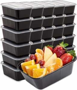 heavy duty meal prep containers 2020