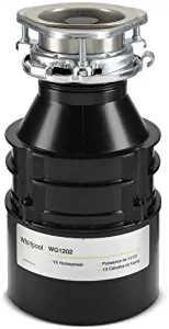 Whirlpool GC2000XE 1/2 HP Continuous Feed Garbage Disposal