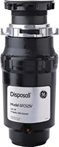Roll over image to zoom in InSinkErator Garbage Disposal, Badger 5, 1/2 HP Continuous Feed