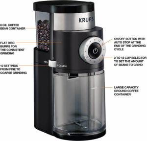 Best coffee grinder under 50 dollar