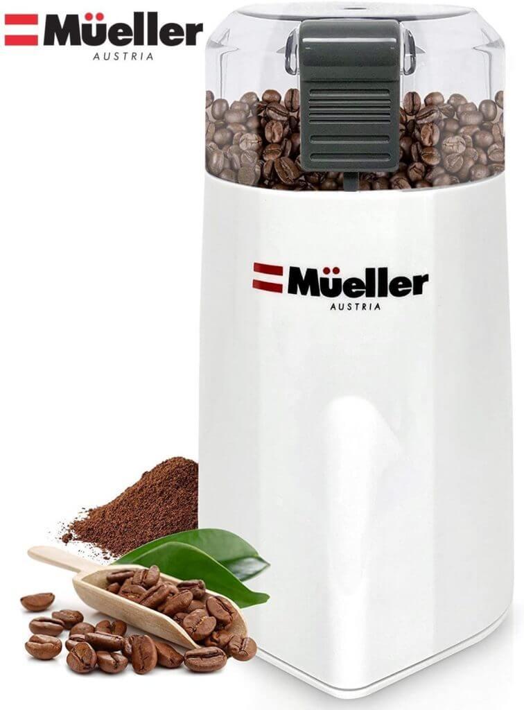 Mueller Austria HyperGrind Precision Electric Spice/Coffee Grinder