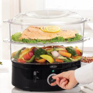 Best food steamer BPA free, bella