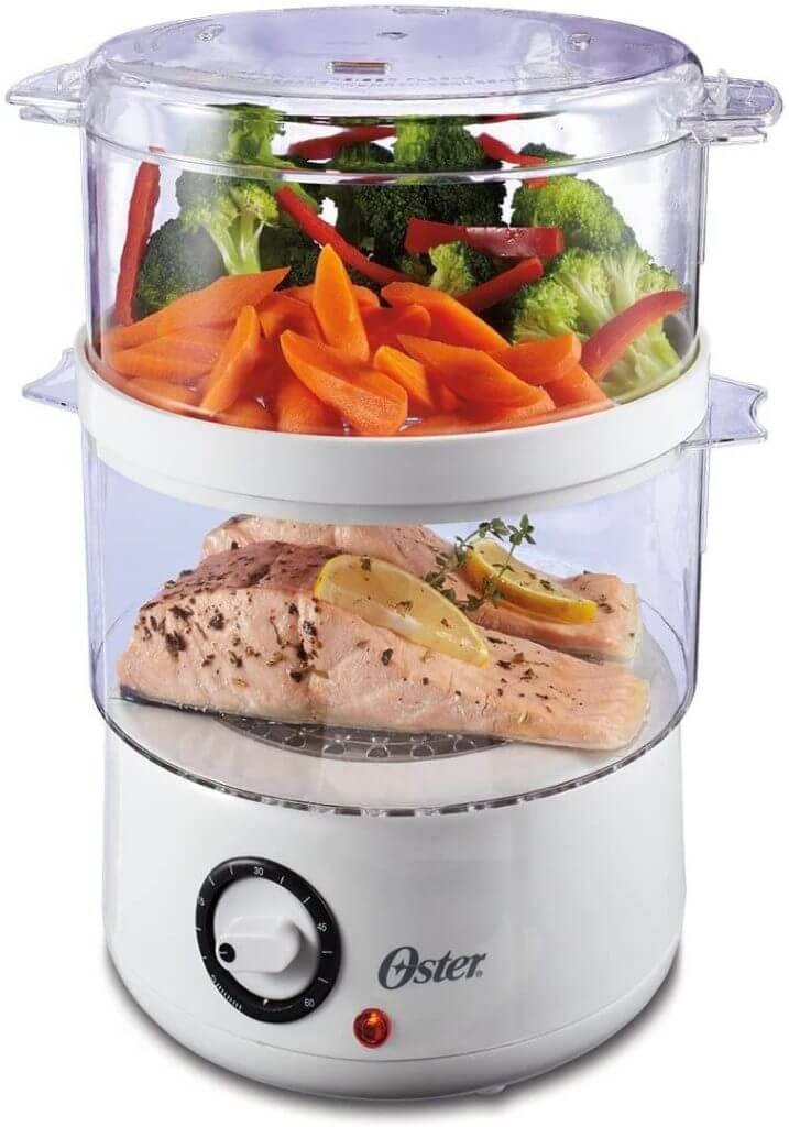 Best food steamer BPA free