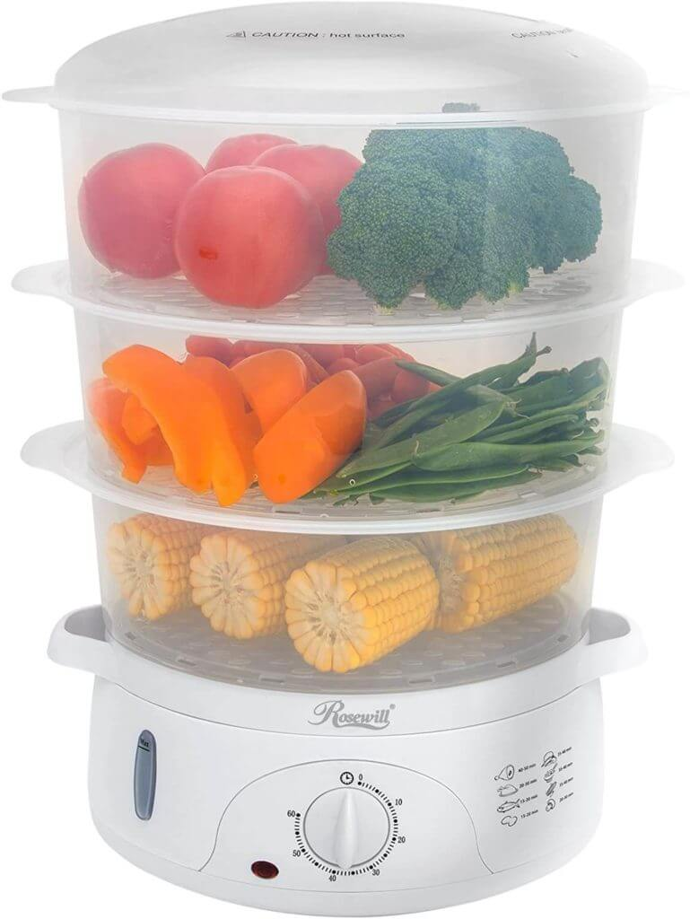 Best food steamer BPA free