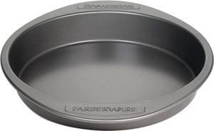 round baking pan with hole in the middle