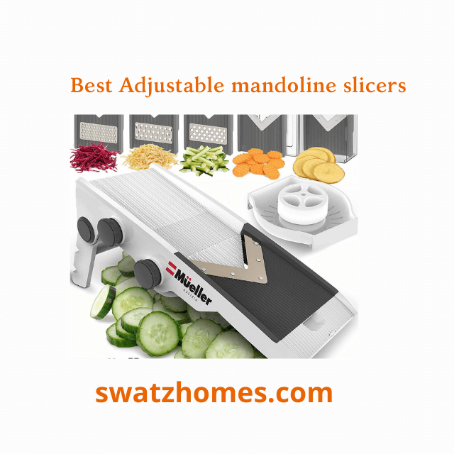 Best Adjustable Mandoline SlicerS