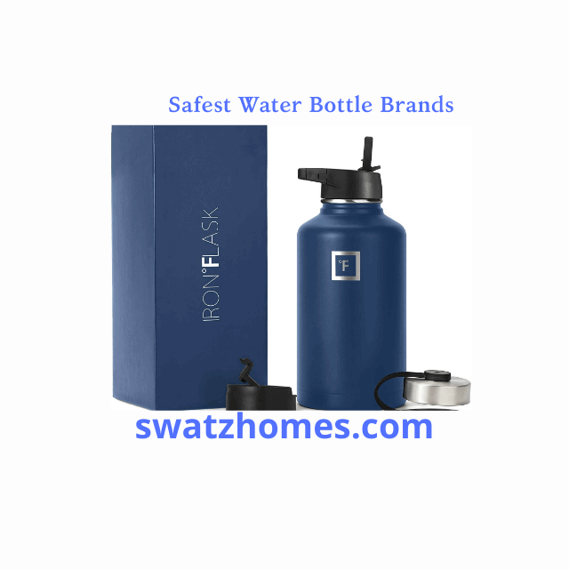 Safest Water Bottle Brands