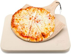 Best Pizza Stone For Traeger