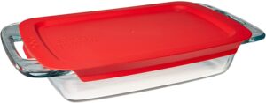 Oven Safe Casserole Dish With Lid