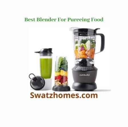 Best Blender For Pureeing Food